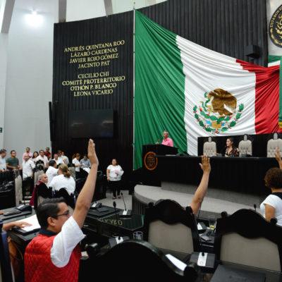 Aprueba Congreso desincorporación de un predio para que la Sedena monte una brigada de la Policía Militar en Isla Mujeres