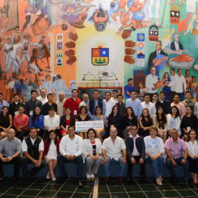 Inician trabajos del Segundo Congreso Juvenil en Quintana Roo