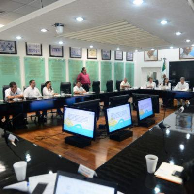 Comparecen secretarios de Desarrollo Urbano, y de Ecología y Medio Ambiente
