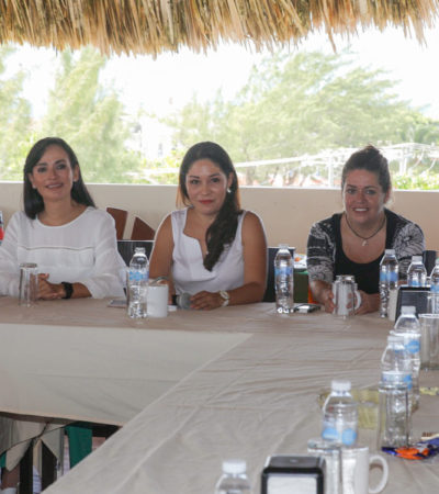 Mujeres empresarias reconocen avances en Puerto Morelos
