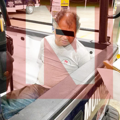 DRAMA FAMILIAR EN PUNTA MAROMA: Asesina a su esposa de puñalada y casi mata a su hijo por tratar de defenderla