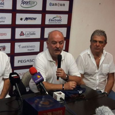 NOMBRAN A NUEVO JINETE PARA EL POTRO: Presentan a José Gabriel Gutiérrez Lavin como nuevo presidente del Atlante
