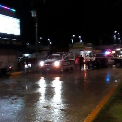 """""""NO LE DIGAS A MAMÁ"""": Ejecutan a otro guardia de bar, ahora en Playa del Carmen"""