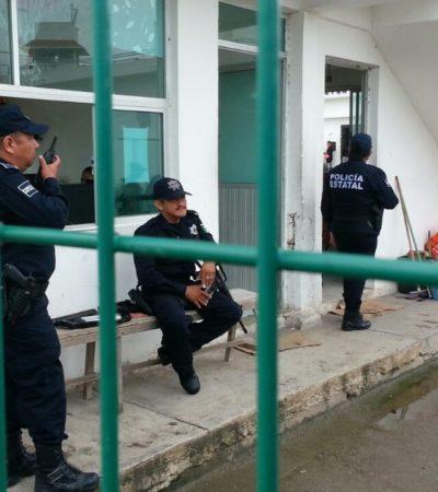 PROTESTA DE REOS EN CERESO DE CHETUMAL: 150 reclusos se inconforman por las deficientes condiciones del penal y problemas con las visitas