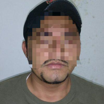 Detienen en Cancún a hombre por el asesinato del empresario Jerry Cazola en Tabasco
