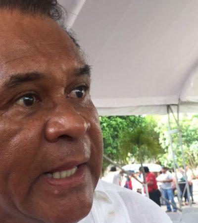 Pide Joaquín Hendricks el regreso de los priistas que simpatizaron con Carlos Joaquín