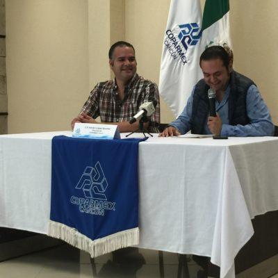 Preocupa a Coparmex competitividad y seguridad