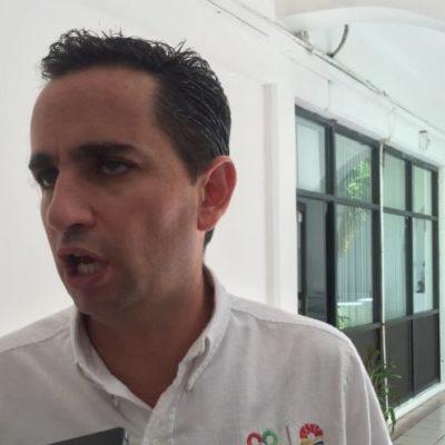 Piden no caer en pánico en Cancún por tormenta tropical