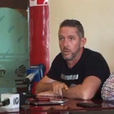 Confirma empresario inmobiliario James Tobin su intención de buscar una diputación federal como candidato independiente en Cancún
