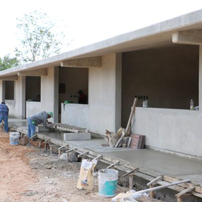 Sin energía eléctrica, 32 escuelas de Quintana Roo