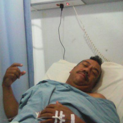 Policía acusa al ISSSTE de negligencia médica en Chetumal