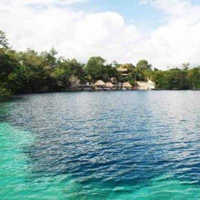 Advierte regidora riesgos de contaminación en la Laguna de Bacalar
