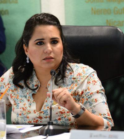QUE SÓLO BUSCAN 'REFLECTORES': Se queja presidenta de Comisión Anticorrupción en el Congreso de 'señalamientos políticos' del Observatorio Legislativo
