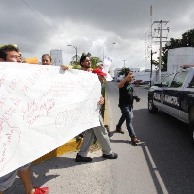 """""""LA VIOLENCIA NO DEBE ESTAR PERMITIDA"""": Dirección de Transporte de Sintraha sido rebasada por caso Uber"""
