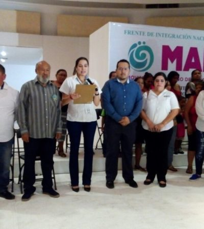 Realiza MAR asamblea en Othón P. Blanco