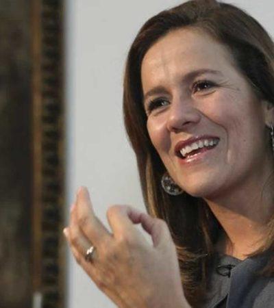 Anuncian inminente renuncia de Margarita Zavala al PAN para buscar candidatura independiente a la Presidencia