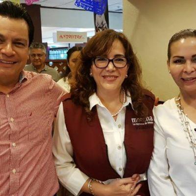 Pide Norma Ríos a militantes defender a Morena