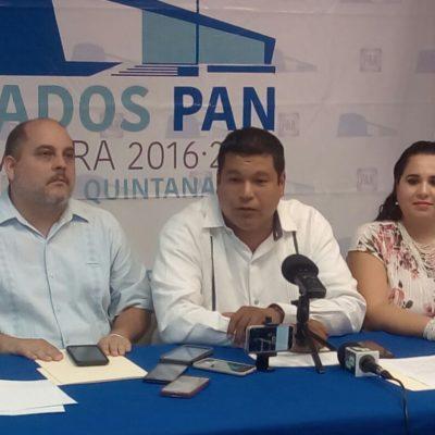 Reemplaza Fernando Zelaya a Mayuli Martínez en la coordinación parlamentaria del PAN