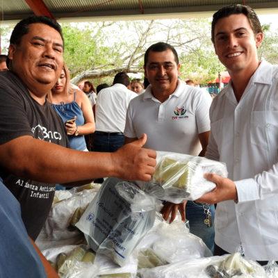 Ampliarán a más de mil familias programa de 'Entornos Saludables' en Benito Juárez
