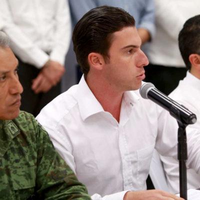Asegura Alcalde que Cancún está preparado para atender contingencia por 'Nate'