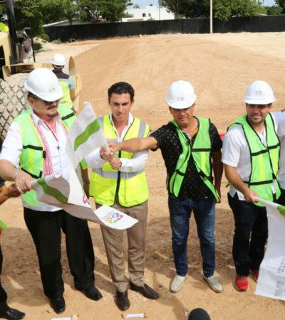 Propone Alcalde Remberto Estrada corresponsabilidad vecinal para el cuidado de los espacios públicos