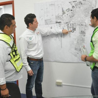 Establecen mecanismos de trabajo conjunto de supervisión Siresol y Servicios Públicos para la recolección de la basura en Cancún