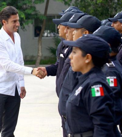 Jornadas de prevención del delito con perspectivas de género en Cancún