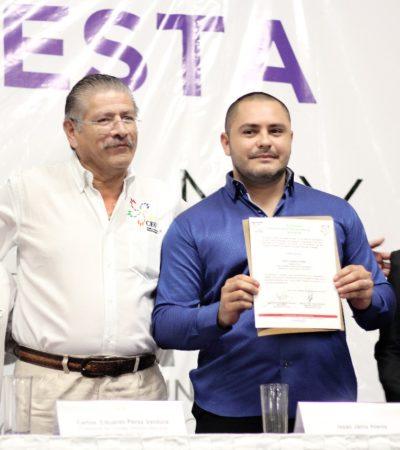 Asume Issac Janix presidencia del Consejo de Organizaciones