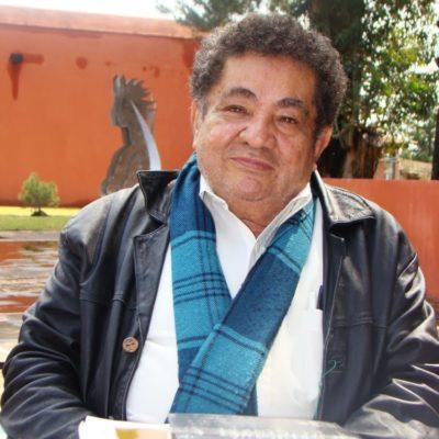Raúl Cáceres Carenzo, el Balam que escribió con símbolos latinos | Por Gilberto Avilez Tax
