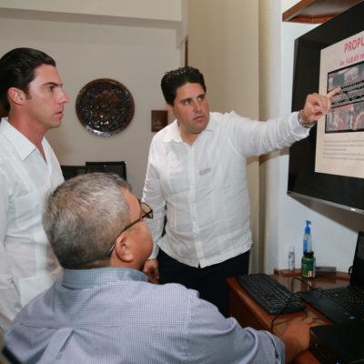 Propone Remberto Estrada plan de movilidad urbana sostenible