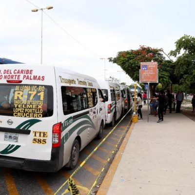 Colocarán mallas y delimitarán pasos peatonales en la Avenida Tulum de Cancún, avisan