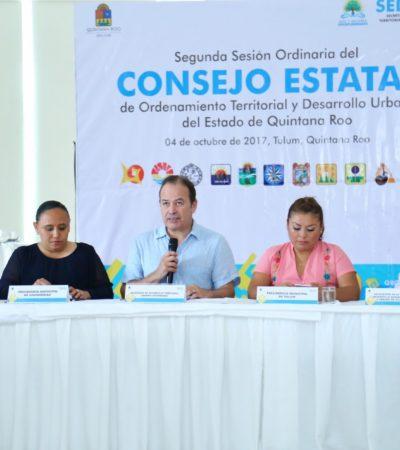 Plantea Cristina Torres impulsar un desarrollo sustentable que facilite la integración social