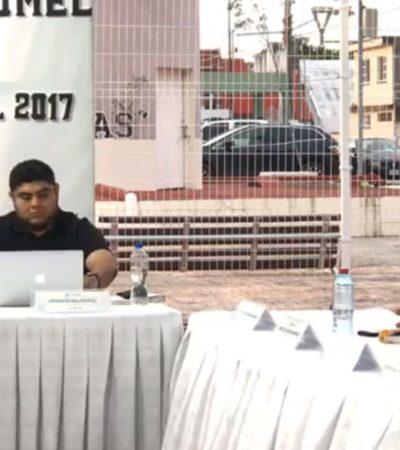 DAN REVÉS A ALCALDESA: Rechazan regidores nombramiento de Contralor por considerarlo imposición de Perla Tun