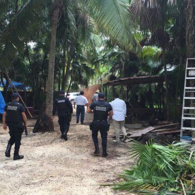 OTRO TERRENO REGRESA A SUS DUEÑOS: Continúan restituyendo predios despojados durante el borgismo en Tulum