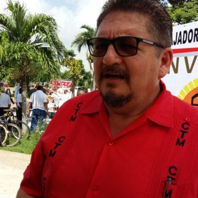 Santamaría irá por otra reelección; niega acusaciones en su contra
