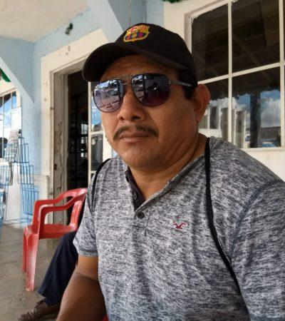 Subdelegados de Felipe Carrillo Puerto dicen estar en el abandono