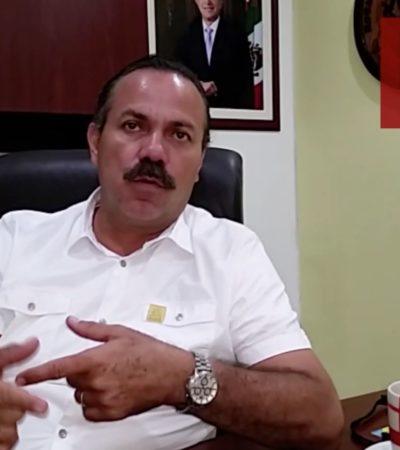 """ENTREVISTA   """"FUI AGREDIDO… SÓLO ME DEFENDÍ"""": Julián Ricalde lamenta la """"respuesta tan desproporcionada"""" del Senador Félix González a un tuit que, dice, descontextualizó"""