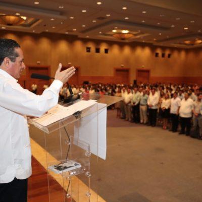 Propone Carlos Joaquín políticas costeras integrales