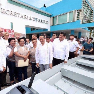 Pide Carlos Joaquín blindar candidaturas independientes
