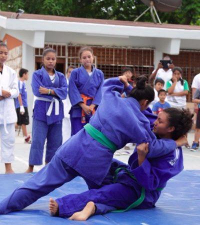 Promueven el deporte de alto rendimiento en Tulum