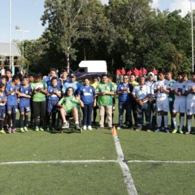 Arranca en Tulum la Liga Nacional Juvenil