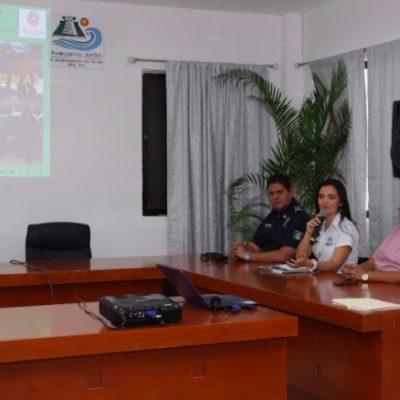 Se coordinan autoridades de los tres niveles de gobierno para el operativo 'Fieles Difuntos' en Tulum