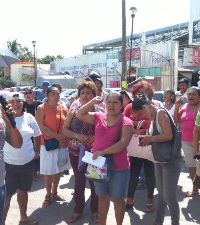 MANIFESTACIONES EN CHETUMAL: Amenazan antorchistas con tomar delegación de Sedatu
