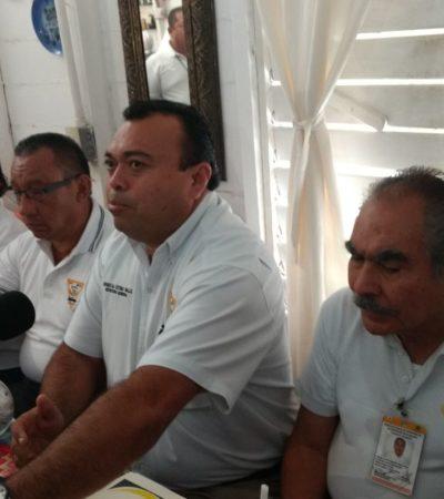 Confirma 'La Chihua' que no se reelegirá al frente de los taxistas en Chetumal
