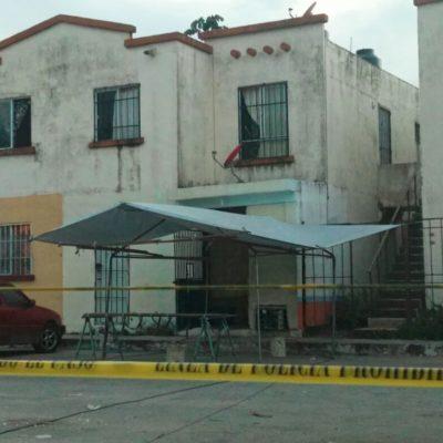 SIGUE LA VIOLENCIA EN CANCÚN: Ejecutan a un hombre e hieren a su menor hija en la Región 259