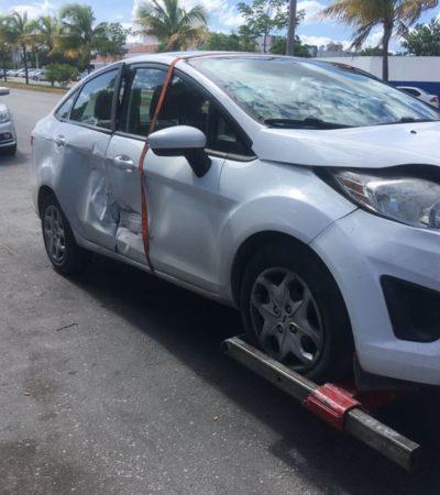 SE DEFINIRÁ EL SÁBADO SITUACIÓN DE CONDUCTOR DE UBER: Fiscalía aún continúa realizando las pruebas periciales para repartir responsabilidades del incidente con taxistas en Cancún