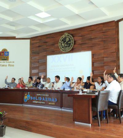 Aprueba Cabildo de Solidaridad modificaciones al POA 2017 y al PMD 2016-2018