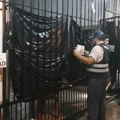 Tras clausura de fiesta clandestina 'Proyecto 64', organizadores se hacen acreedores a tres sanciones que alcanzan los 150 mil pesos