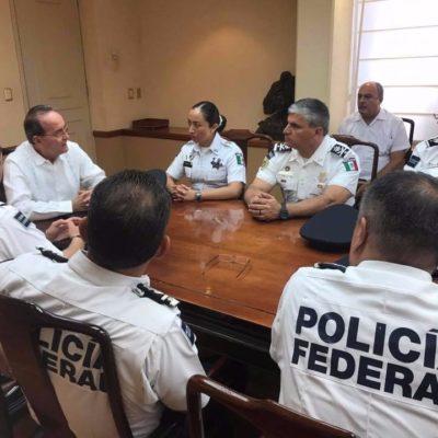 CAMBIO EN LA POLICÍA FEDERAL: Sale Selene Nava y Juan Manuel Ayala Guarro queda como comisionado en Quintana Roo