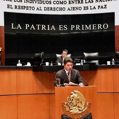 Propone Félix González aprobar Acuerdo de Servicios Aéreos entre México y Brasil; servirá para diversificar mercados turísticos, dice